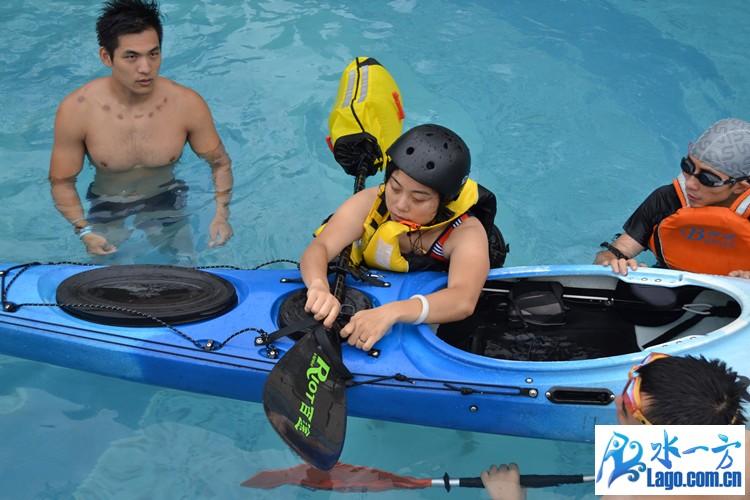 中国最奢华皮划艇俱乐部,估值一个亿